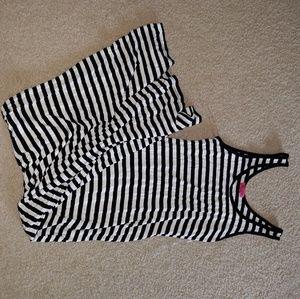 Zenana Tank Top Maxi Dress